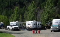 Strawhouse RV Sites