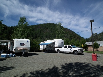 RV Sites at Strawhouse Resorts
