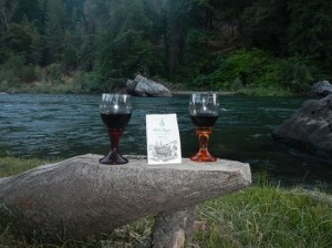 Fire & Light with Dick-Taylor Chocolate on the Trinity River at Strawhouse Resorts