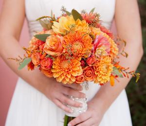 Becca's bouquet