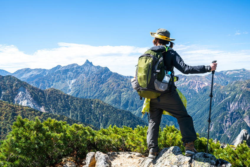 Lodging for Hikers in Trinity Alps Wilderness
